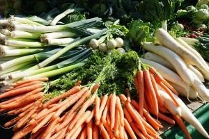 groenten transport
